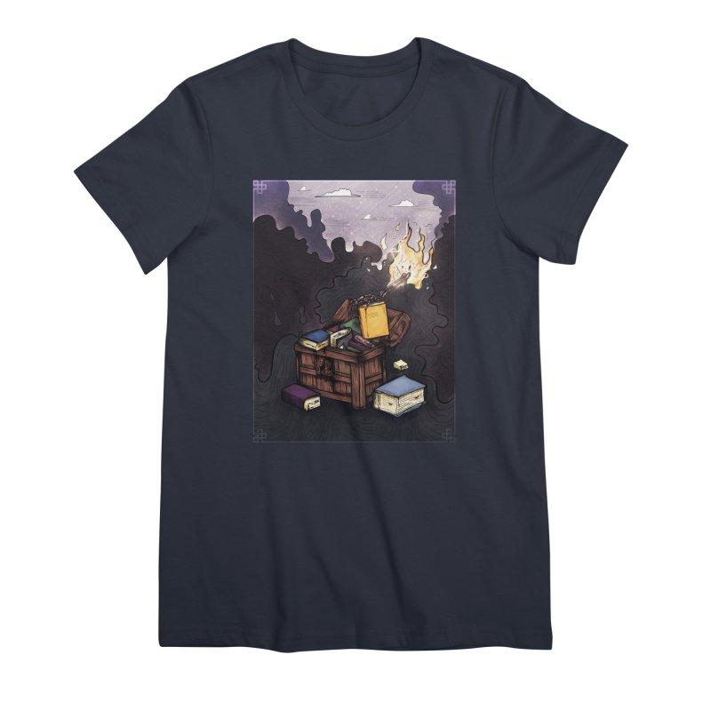 memory. Women's T-Shirt by myagender