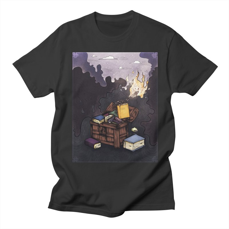 memory. Men's T-Shirt by myagender