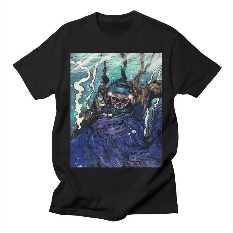 under. Men's T-Shirt by myagender