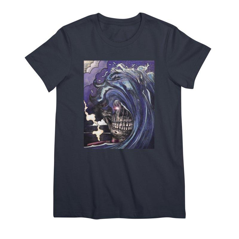 erase. Women's T-Shirt by myagender