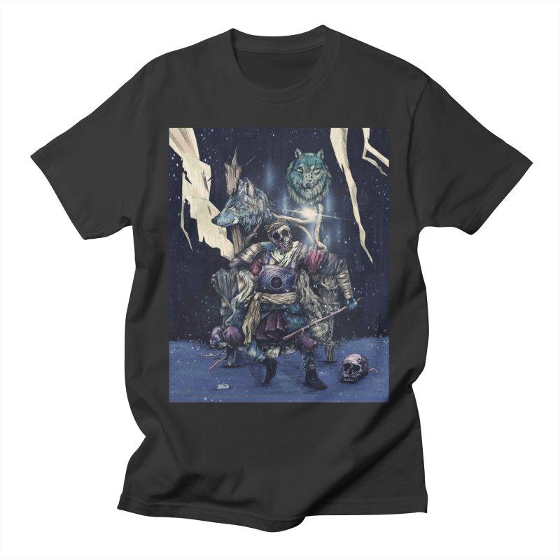 throne. Men's T-Shirt by myagender