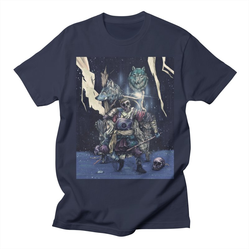 throne. Men's T-Shirt by myagender