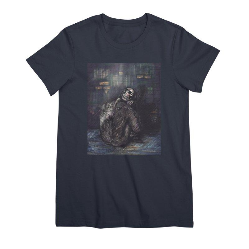 masochist. Women's T-Shirt by myagender