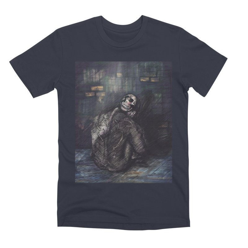 masochist. Men's T-Shirt by myagender