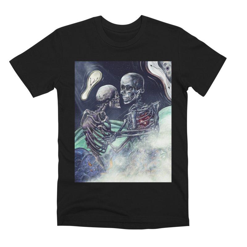 true friends. Men's T-Shirt by myagender