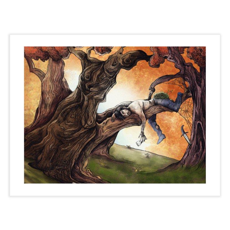 sloth. Home Fine Art Print by myagender