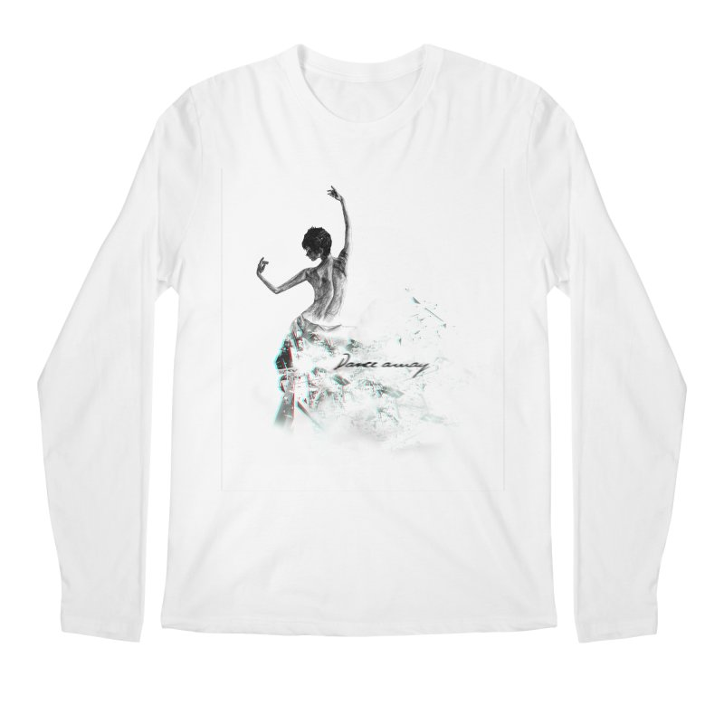 dance away. Men's Regular Longsleeve T-Shirt by myagender
