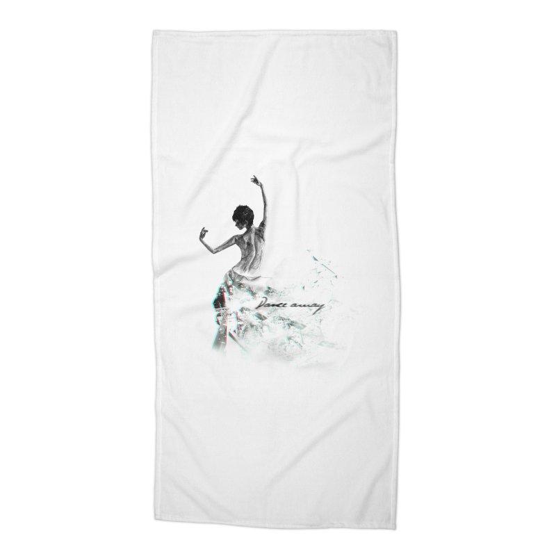 dance away. Accessories Beach Towel by myagender