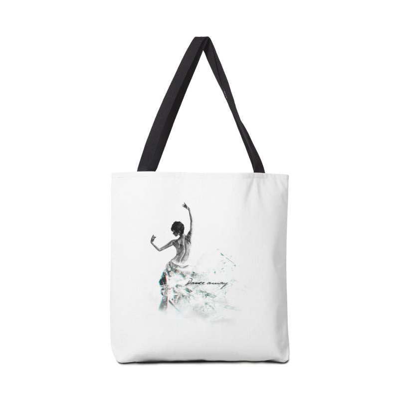 dance away. Accessories Tote Bag Bag by myagender