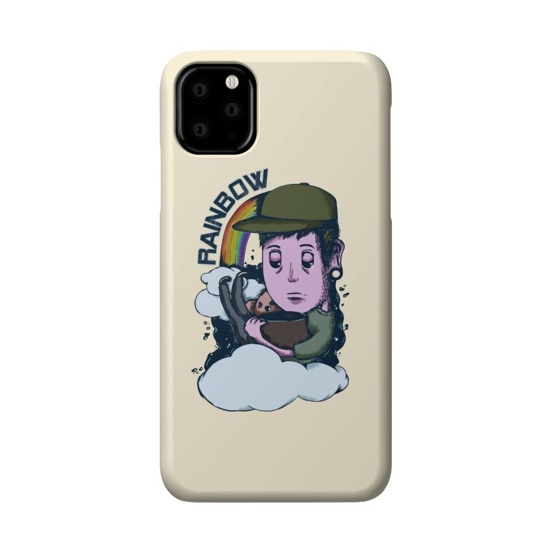 rainbow. Accessories Phone Case by myagender