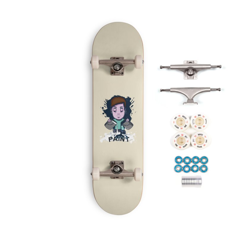 paint. Accessories Complete - Premium Skateboard by myagender
