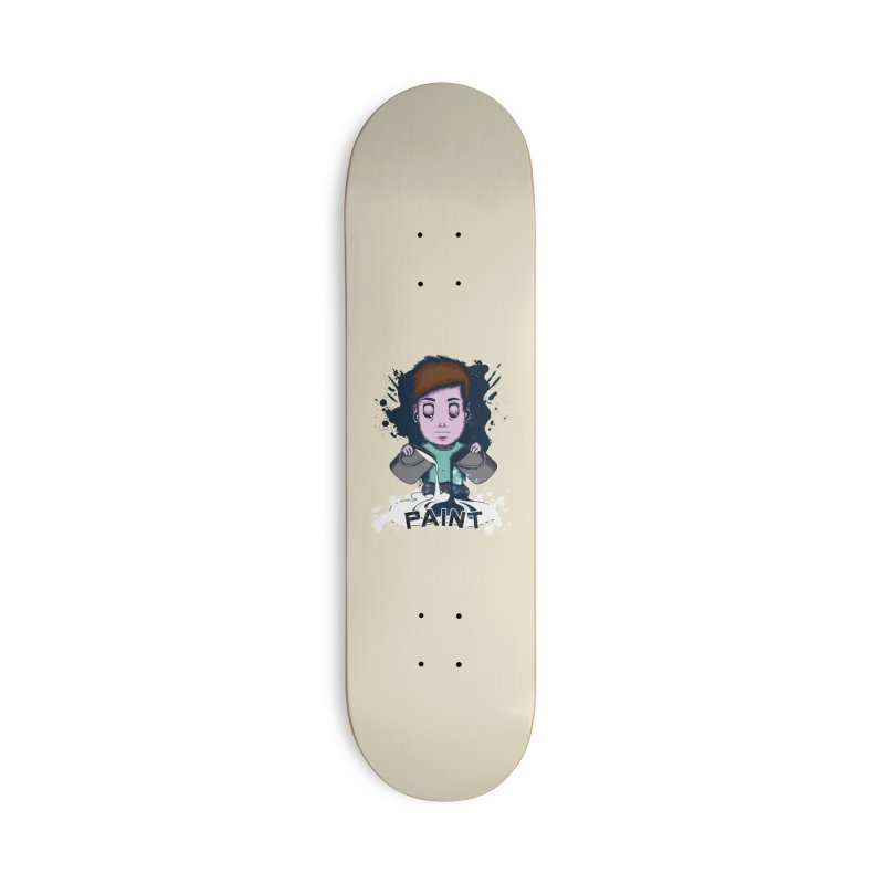 paint. Accessories Deck Only Skateboard by myagender
