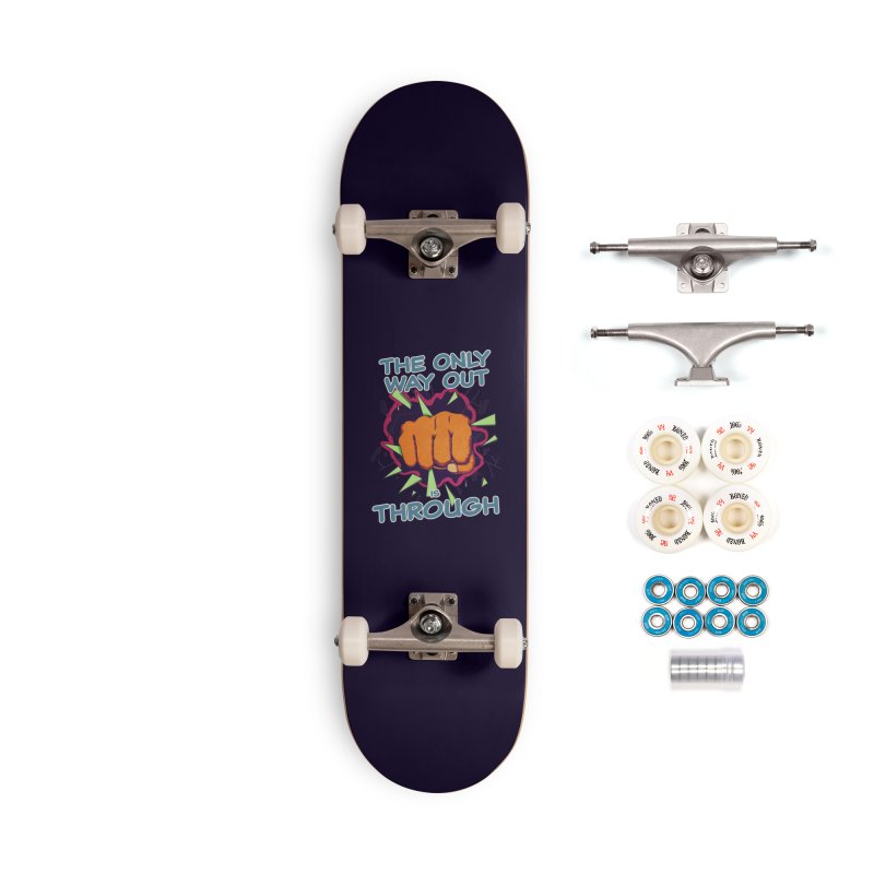 out. Accessories Complete - Premium Skateboard by myagender