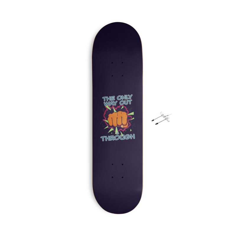 out. Accessories With Hanging Hardware Skateboard by myagender