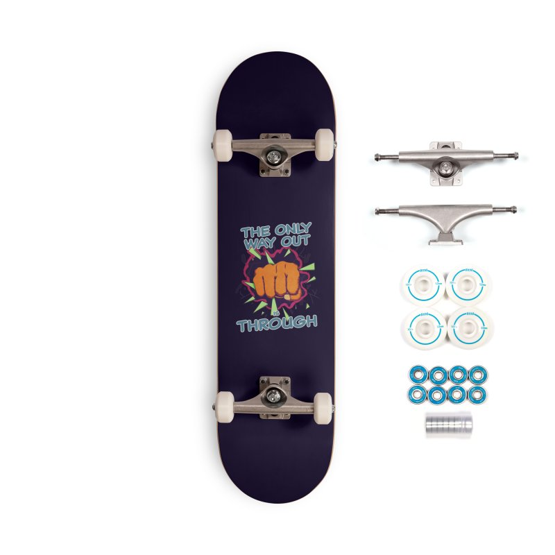 out. Accessories Complete - Basic Skateboard by myagender