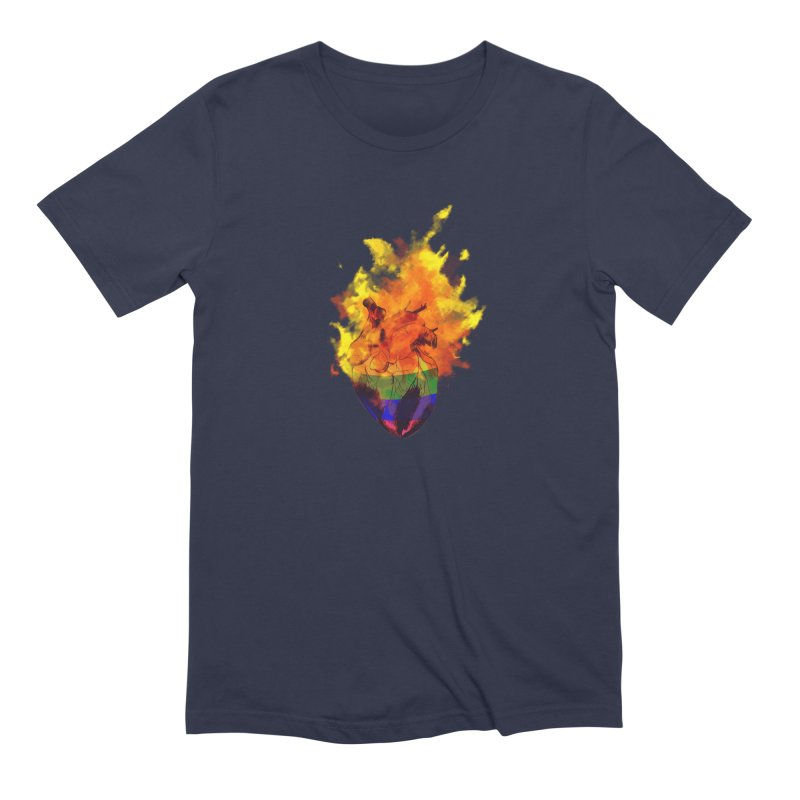 pride. Men's Extra Soft T-Shirt by myagender