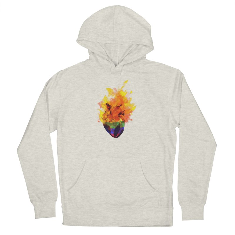 pride. Women's French Terry Pullover Hoody by myagender
