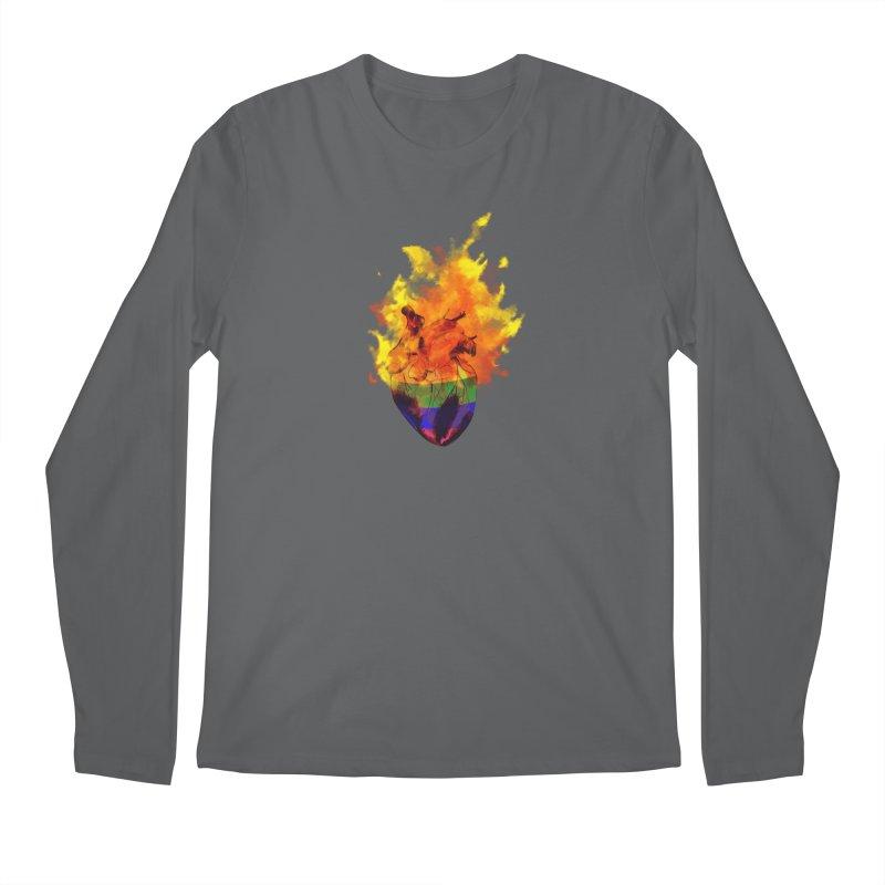 pride. Men's Longsleeve T-Shirt by myagender