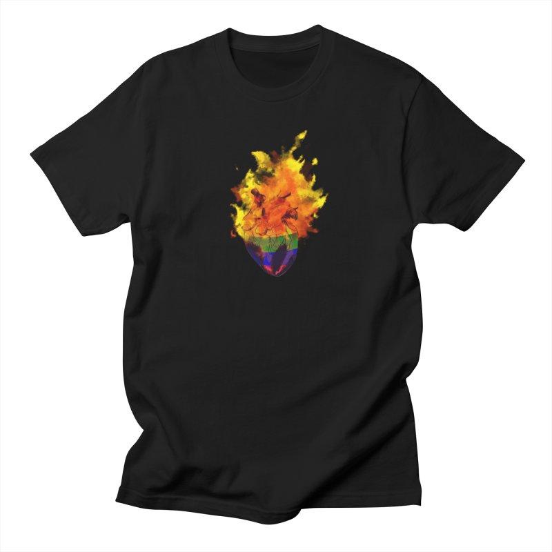 pride. Men's T-Shirt by myagender