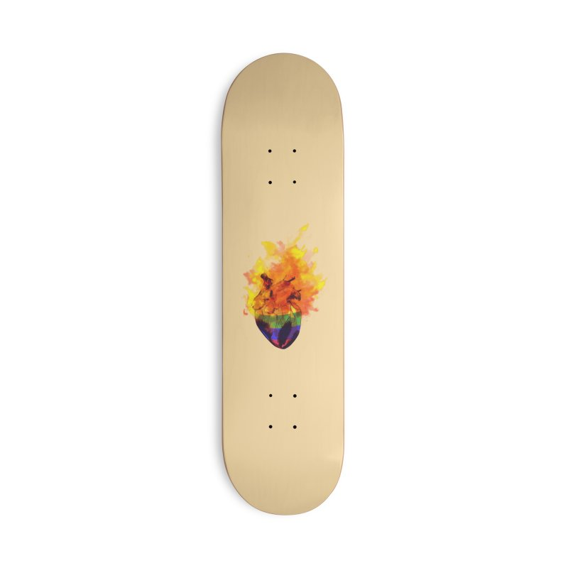 pride. Accessories Deck Only Skateboard by myagender