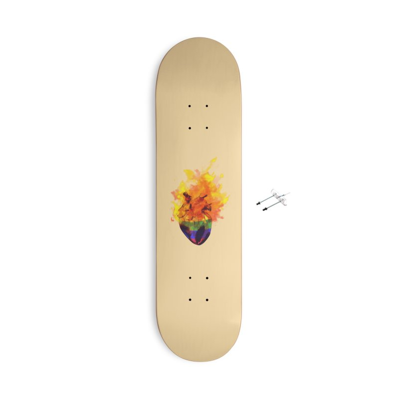 pride. Accessories With Hanging Hardware Skateboard by myagender