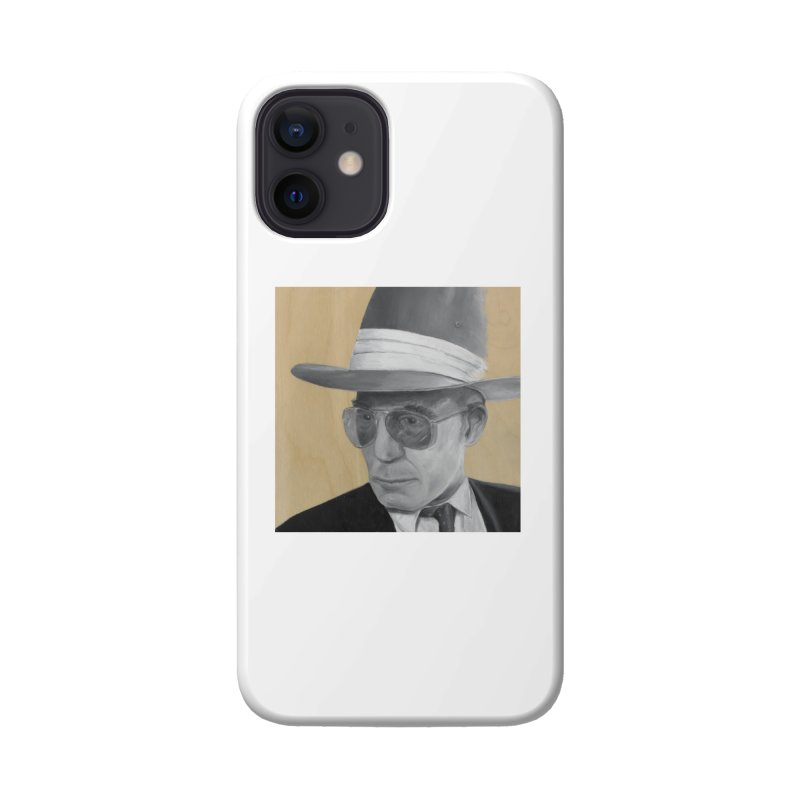 Hunter S. Thompson Accessories Phone Case by mybadart's Artist Shop