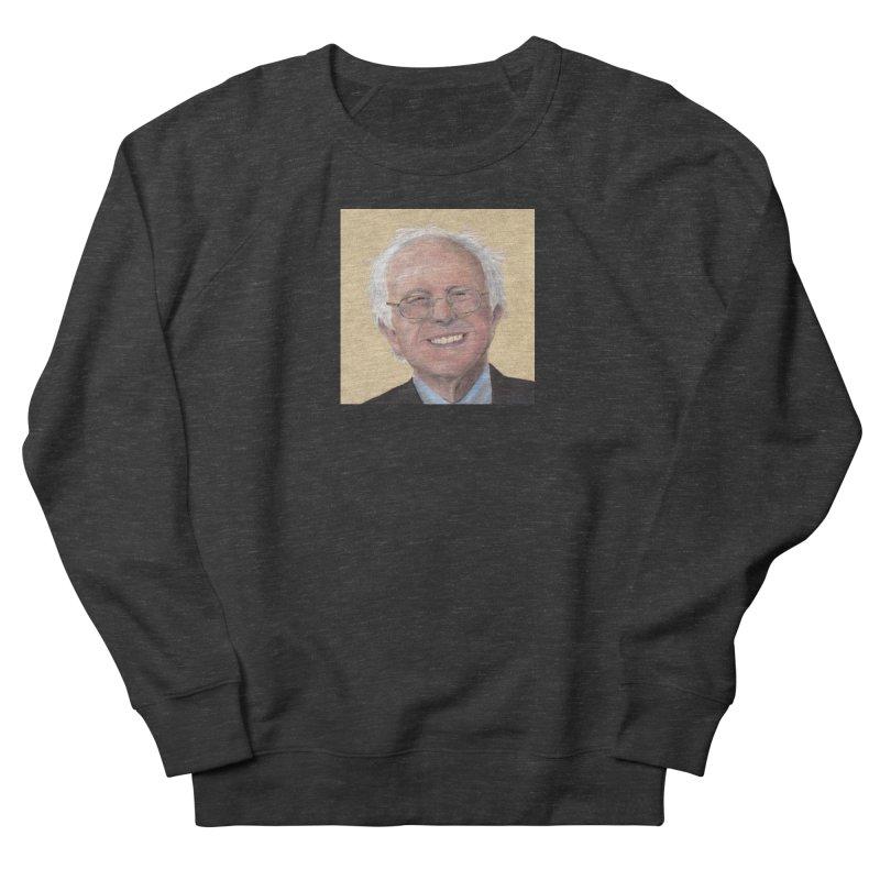 Bernie Sanders Women's French Terry Sweatshirt by mybadart's Artist Shop
