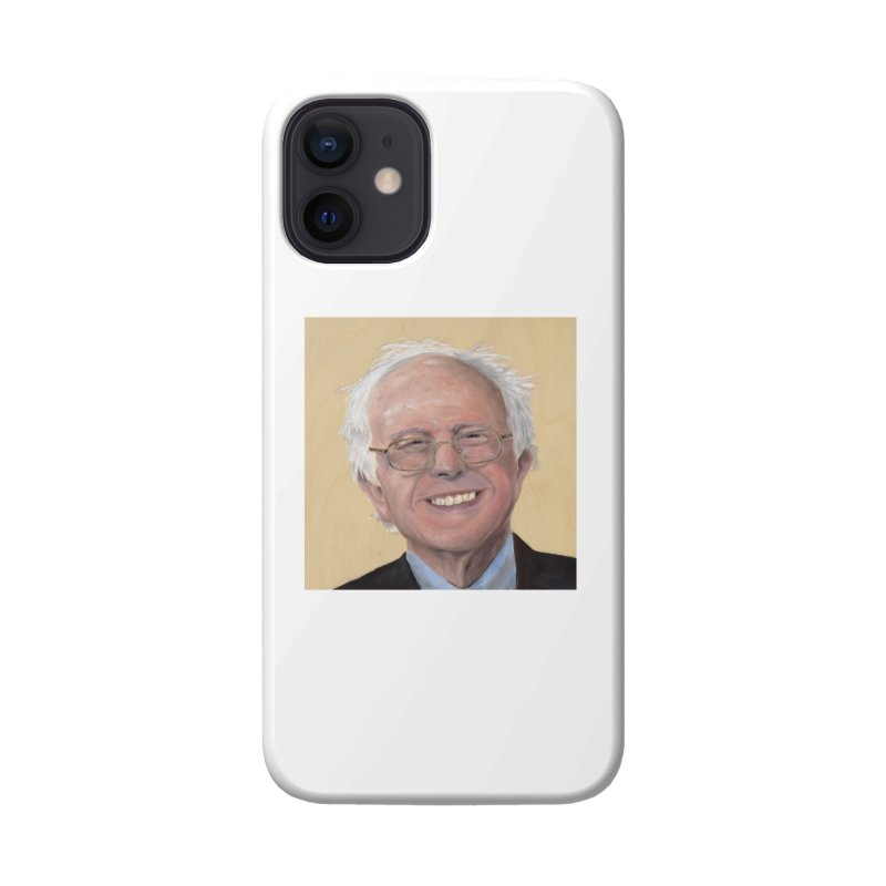 Bernie Sanders Accessories Phone Case by mybadart's Artist Shop