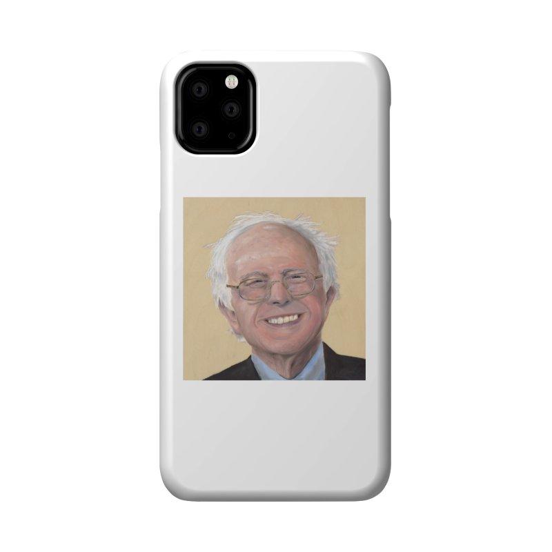 Bernie Sanders Accessories Phone Case by mybadart's Artist Shop