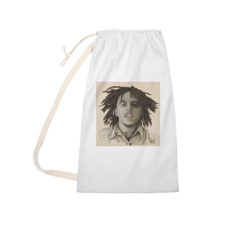 Bob Marley Accessories Bag by mybadart's Artist Shop