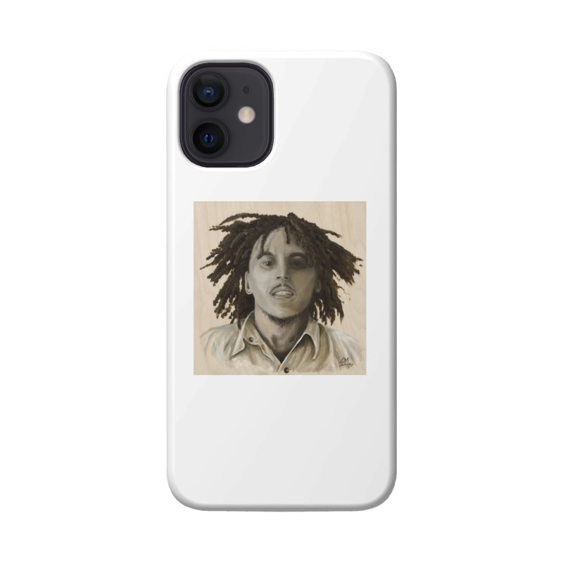 Bob Marley Accessories Phone Case by mybadart's Artist Shop