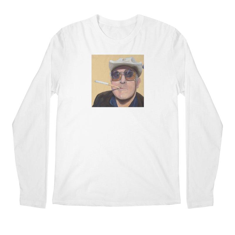 Ralph Steadman Men's Regular Longsleeve T-Shirt by mybadart's Artist Shop