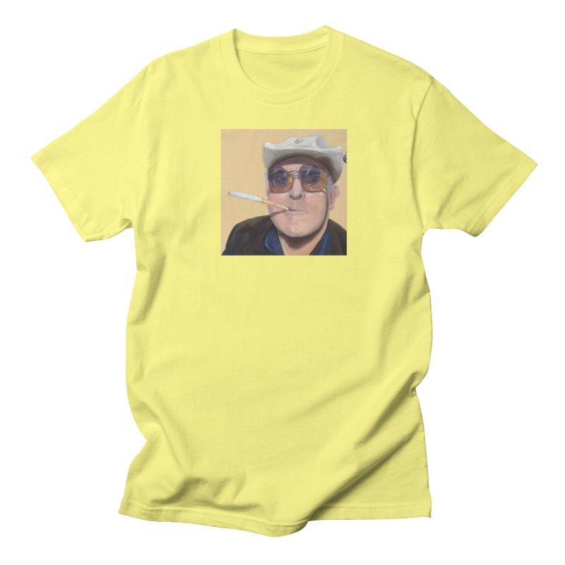 Ralph Steadman Men's Regular T-Shirt by mybadart's Artist Shop
