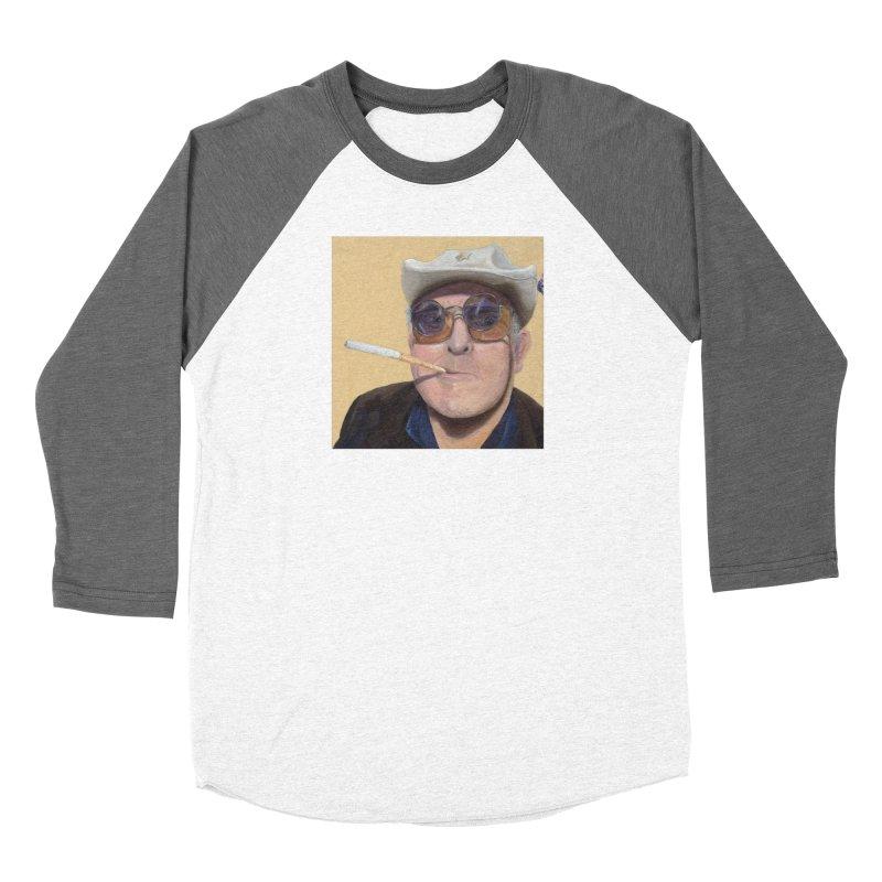 Ralph Steadman Men's Baseball Triblend Longsleeve T-Shirt by mybadart's Artist Shop