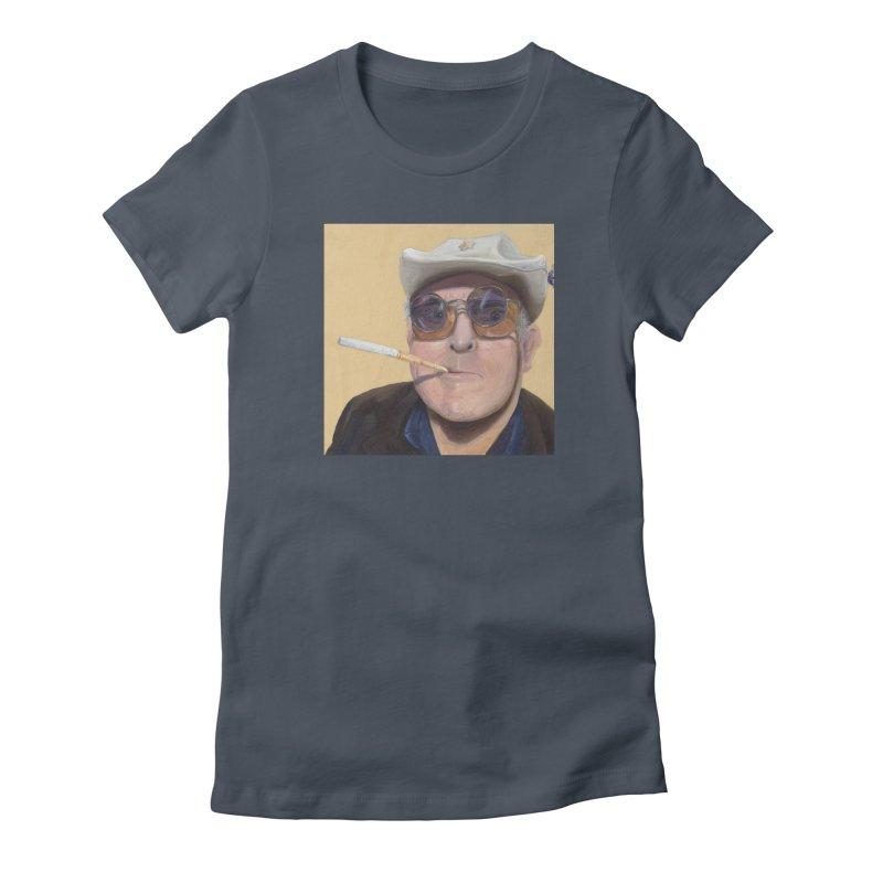 Ralph Steadman Women's T-Shirt by mybadart's Artist Shop