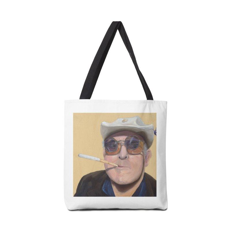 Ralph Steadman Accessories Bag by mybadart's Artist Shop