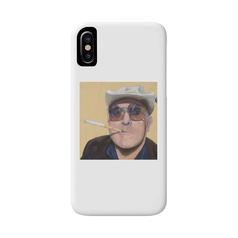 Ralph Steadman Accessories Phone Case by mybadart's Artist Shop