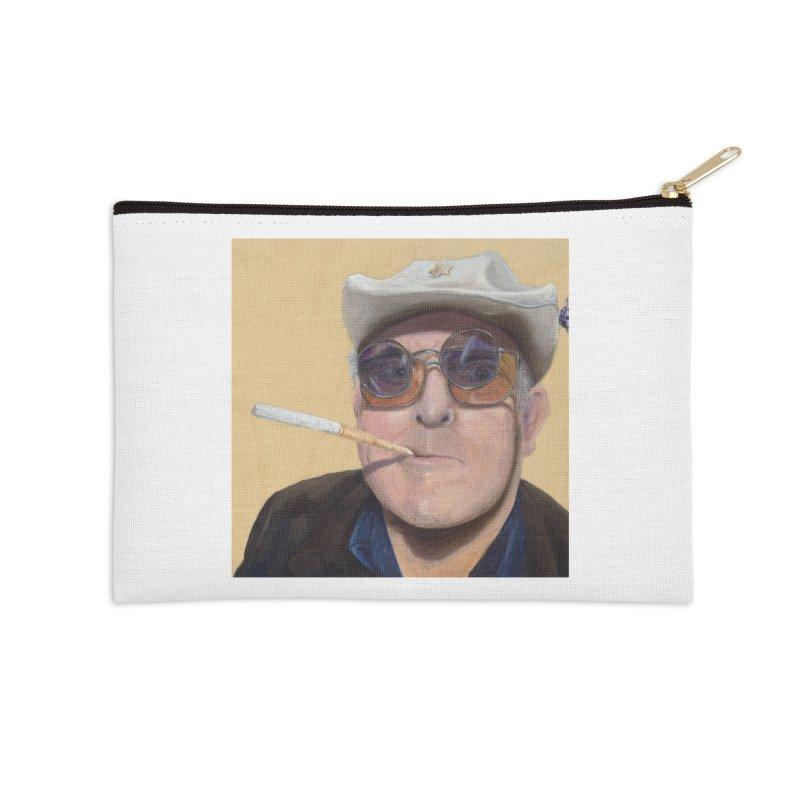 Ralph Steadman Accessories Zip Pouch by mybadart's Artist Shop