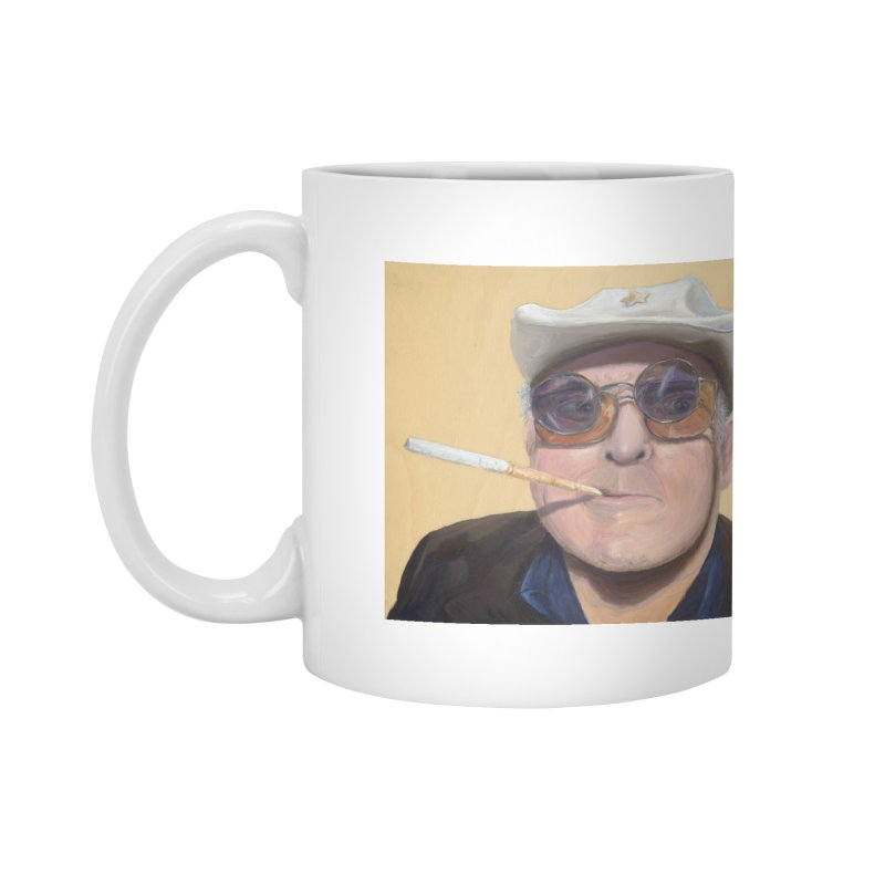Ralph Steadman Accessories Mug by mybadart's Artist Shop