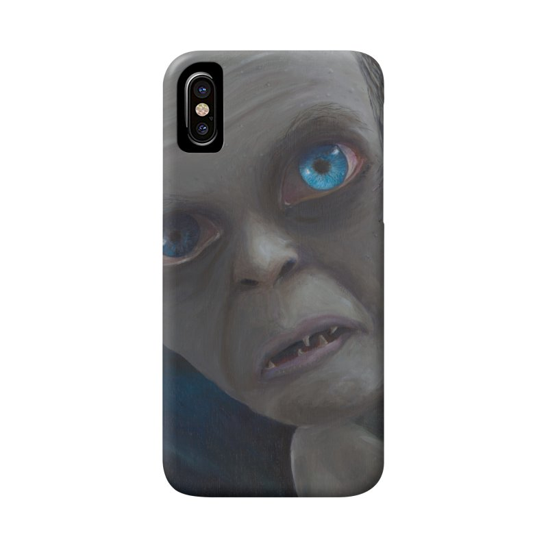 Smeagol Accessories Phone Case by mybadart's Artist Shop
