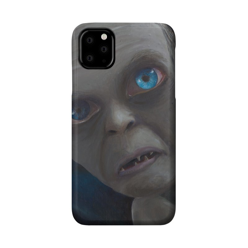 Smeagol Accessories Phone Case by mybadart's Artist Shop