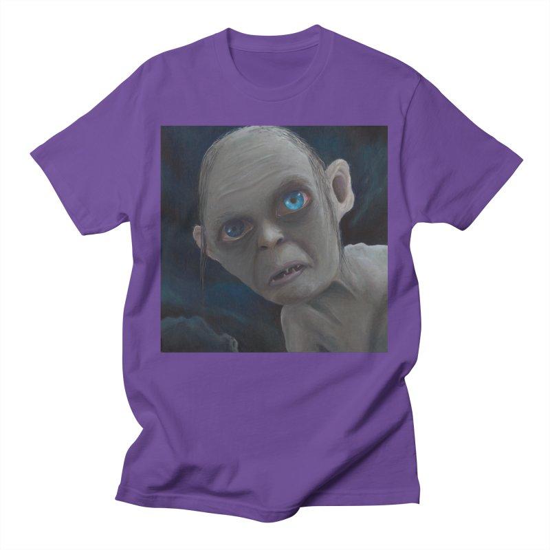Smeagol Men's T-Shirt by mybadart's Artist Shop