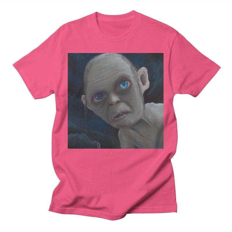 Smeagol Women's T-Shirt by mybadart's Artist Shop