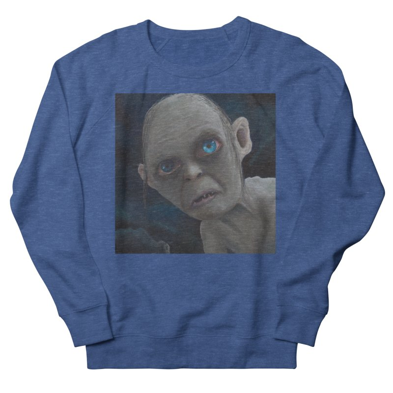 Smeagol Women's Sweatshirt by mybadart's Artist Shop