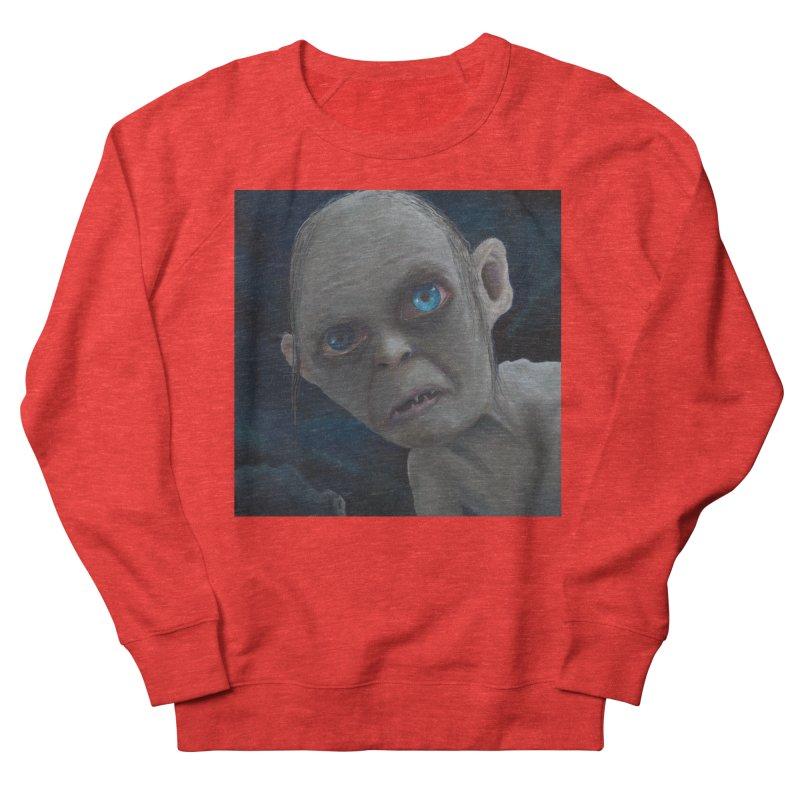 Smeagol Men's Sweatshirt by mybadart's Artist Shop