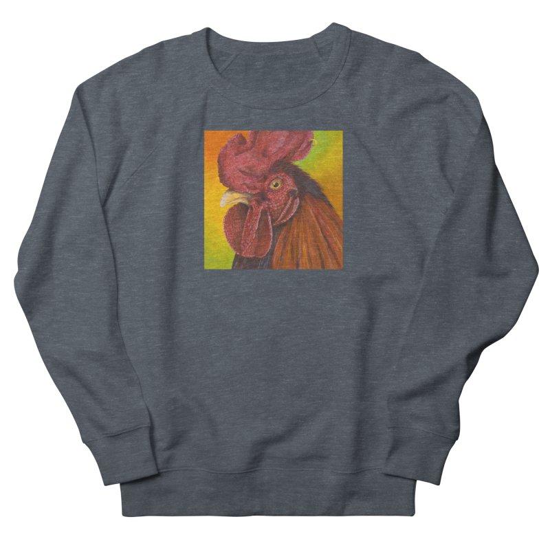 Cock Ring Women's French Terry Sweatshirt by mybadart's Artist Shop