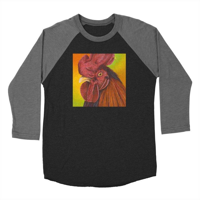 Cock Ring Men's Baseball Triblend Longsleeve T-Shirt by mybadart's Artist Shop