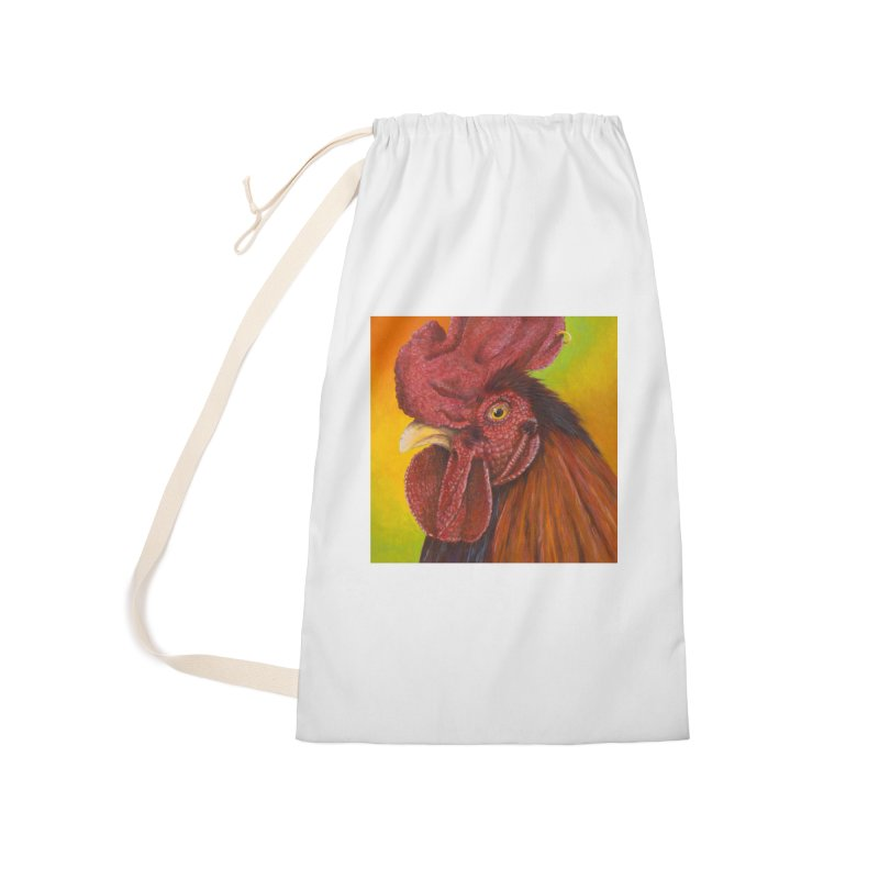 Cock Ring Accessories Laundry Bag Bag by mybadart's Artist Shop