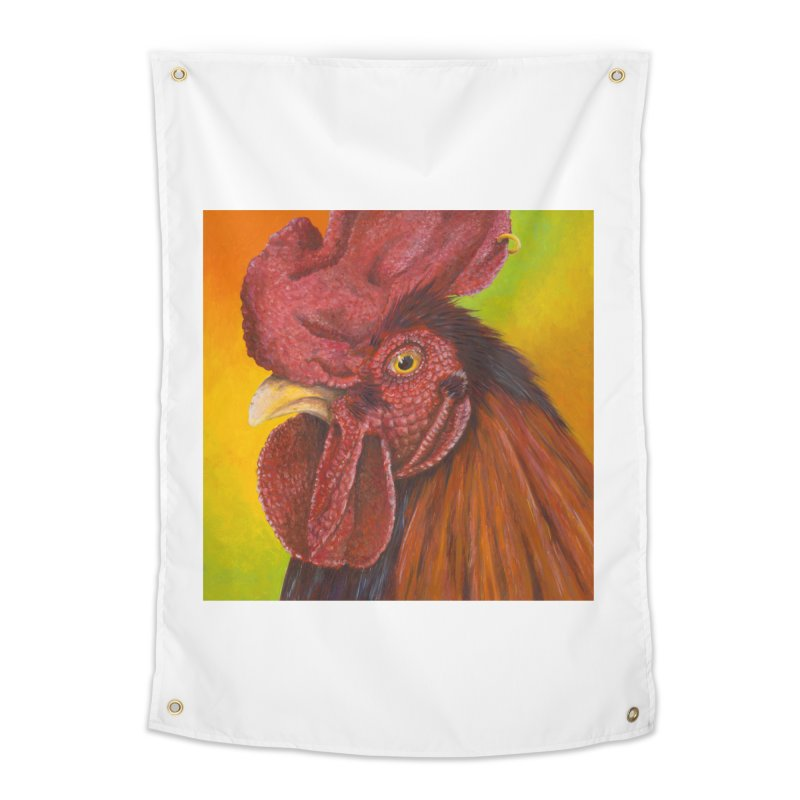 Cock Ring Home Tapestry by mybadart's Artist Shop