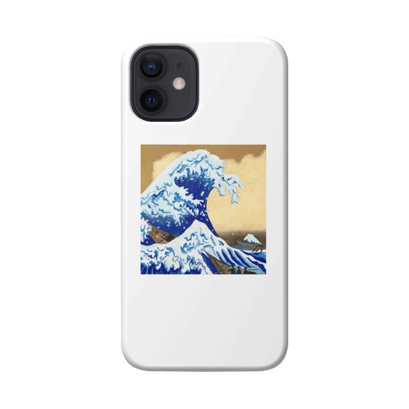 Hokusai - The Great Wave Accessories Phone Case by mybadart's Artist Shop